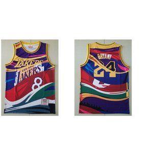 Los Angeles Lakers 8%2624 Kobe Bryant Jersey